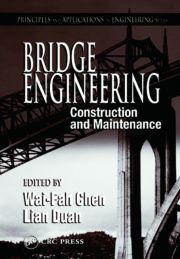 Construction and maintenance of bridges