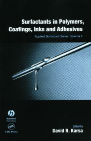 Surfactants in Polymers, Coatings, Inks, and Adhesives