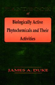 Handbook of Biological Active Phytochemicals & Their Activity