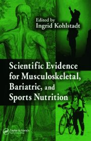 Scientific Evidence Musculoske Bariatric & Sports Nutrition - 1st Edition book cover