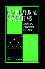 Combinatorial Algorithms: Generation, Enumeration, and Search