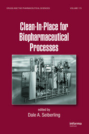 Clean-In-Place for Biopharmaceutical Processes