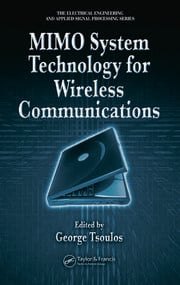 Featured Title - MIMO System Technology Wireless Communications - 1st Edition book cover