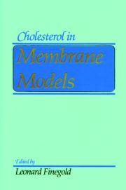 Cholesterol in Membrane Models