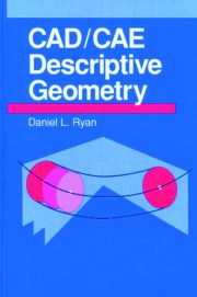 CAD/CAE Descriptive Geometry