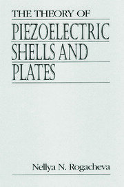 The Theory of Piezoelectric Shells and Plates