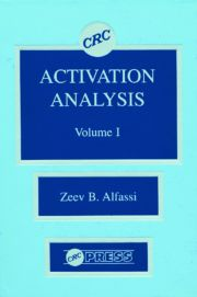 Activation Analysis, Volume I