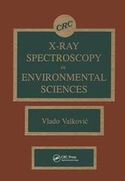 X-Ray Spectroscopy in Environmental Sciences