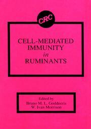 Cell-Mediated Immunity in Ruminants