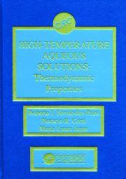 High-Temperature Aqueous Solutions: Thermodynamic Properties