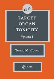 Target Organ Toxicity, Volume I