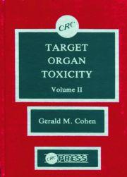 Target Organ Toxicity, Volume II