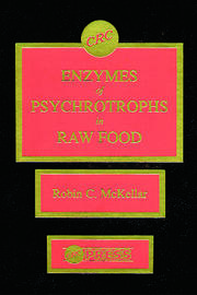 Enzymes of Psychrotrophs in Raw Food