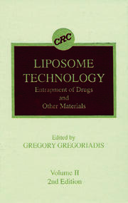 Liposome Technology, Second Edition, Volume II