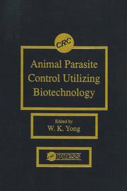 Animal Parasite Control Utilizing Biotechnology