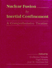 Nuclear Fusion by Inertial Confinement: A Comprehensive Treatise