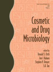 Cosmetic and Drug Microbiology