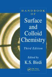 Handbook Surface & Colloid Chemistry 3rd Ed