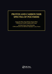 Proton & Carbon NMR Spectra of Polymers