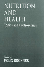 Nutrition and HealthTopics and Controversies