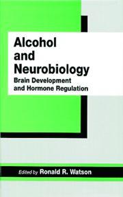Alcohol and Neurobiology: Brain Development and Hormone Regulation