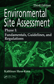 Environmental Site Assessment Phase 1 Basic Guide 3rd Ed - 1st Edition book cover