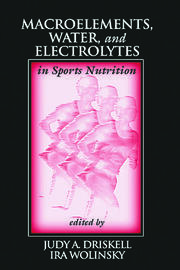 Macroelements, Water, and Electrolytes in Sports Nutrition