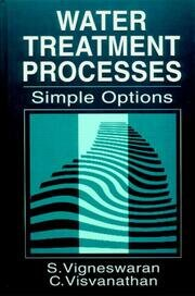 Water Treatment Processes: Simple Options