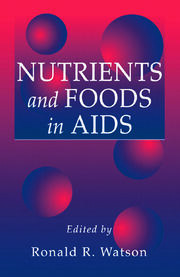 Nutrients and Foods in Aids