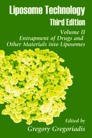 Liposome Technology: Entrapment of Drugs and Other Materials into Liposomes