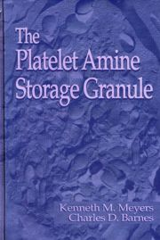 The Platelet-Amine Storage Granule