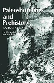Paleoshorelines and Prehistory: An Investigation of Method