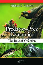 Predator-Prey Dynamics: The Role of Olfaction