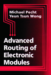 Advanced Routing of Electronic Modules