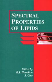 Spectral Properties of Lipids