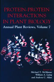 Protein-Protein Interactions in Plant Biology