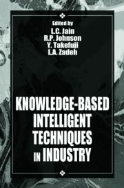 Knowledge-Based Intelligent Techniques in Industry