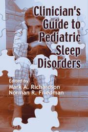 Clinician's Guide to Pediatric Sleep Disorders