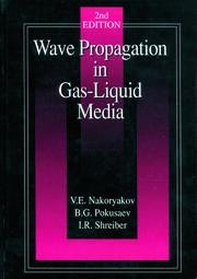 Wave Propagation in Gas-Liquid Media
