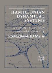 Hamiltonian Dynamical Systems: A REPRINT SELECTION