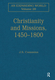 Christianity and Missions, 1450–1800