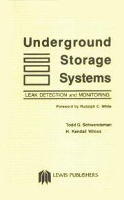Underground Storage System