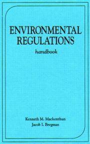 Environmental Regulations Handbook