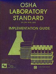 Osha Laboratory Standard - Implementation Guide