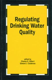 Regulating Drinking Water Quality