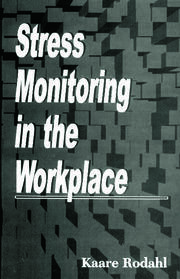 Stress Monitoring in the Workplace
