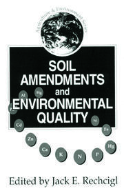 Soil Amendments and Environmental Quality