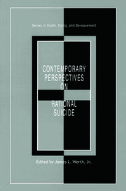 Contemporary Perspectives on Rational Suicide