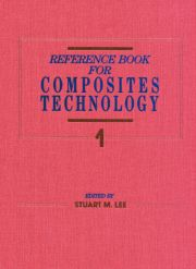 Reference Book for Composites Technology, Volume I