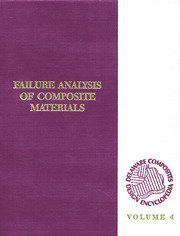 Delaware Composites Design Encyclopedia: Failure Analysis, Volume IV